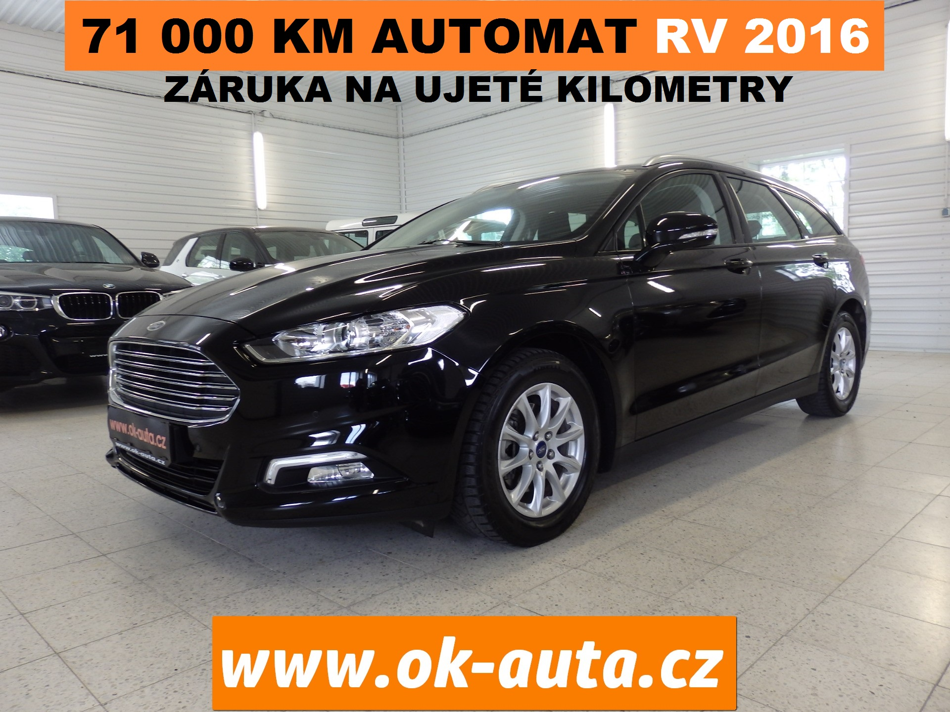 Ford Mondeo 2.0 TDCI Busines navi 04/2016