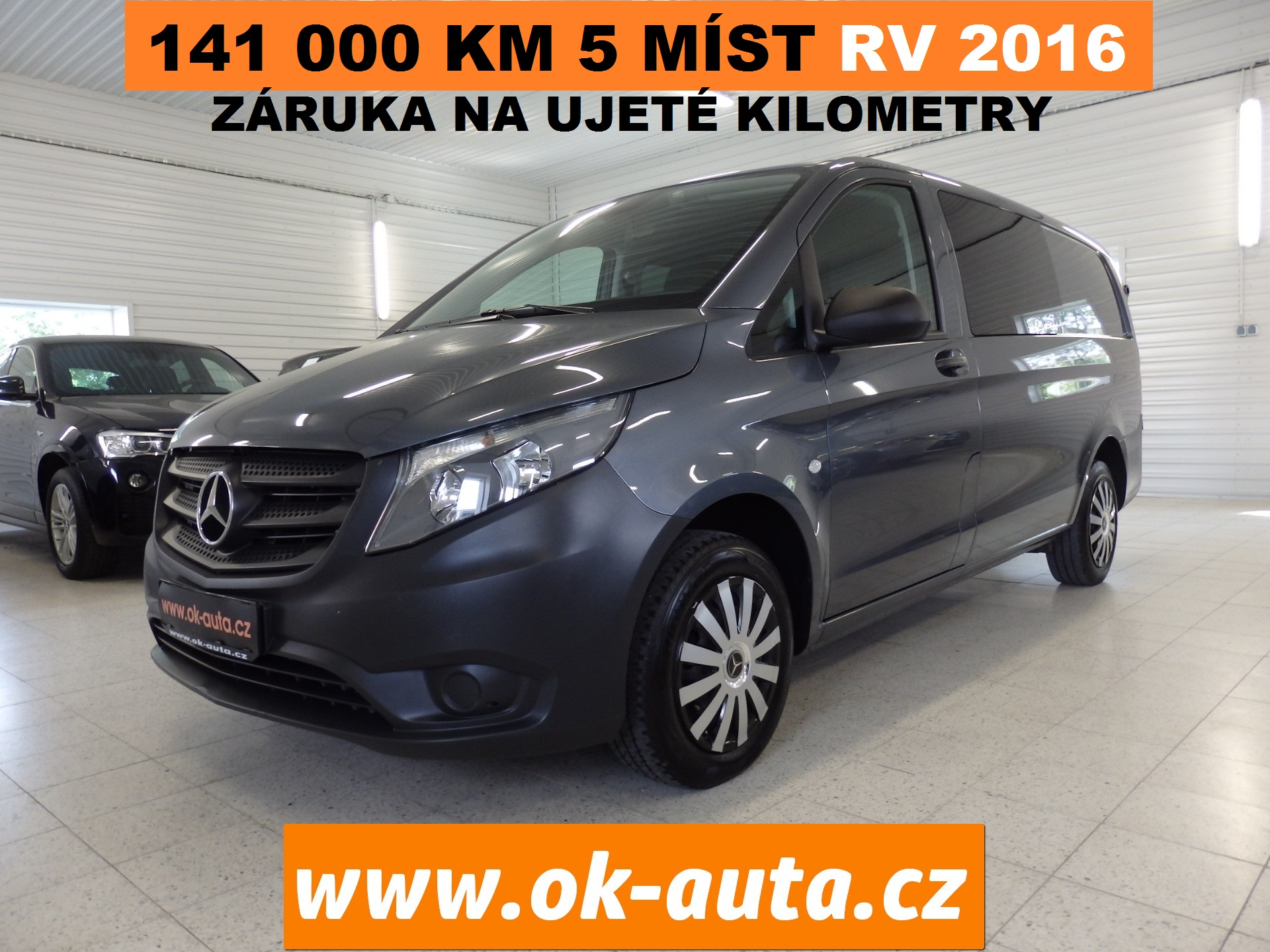 Mercedes-Benz Vito 2.2CDI 114L mixto 04/2016