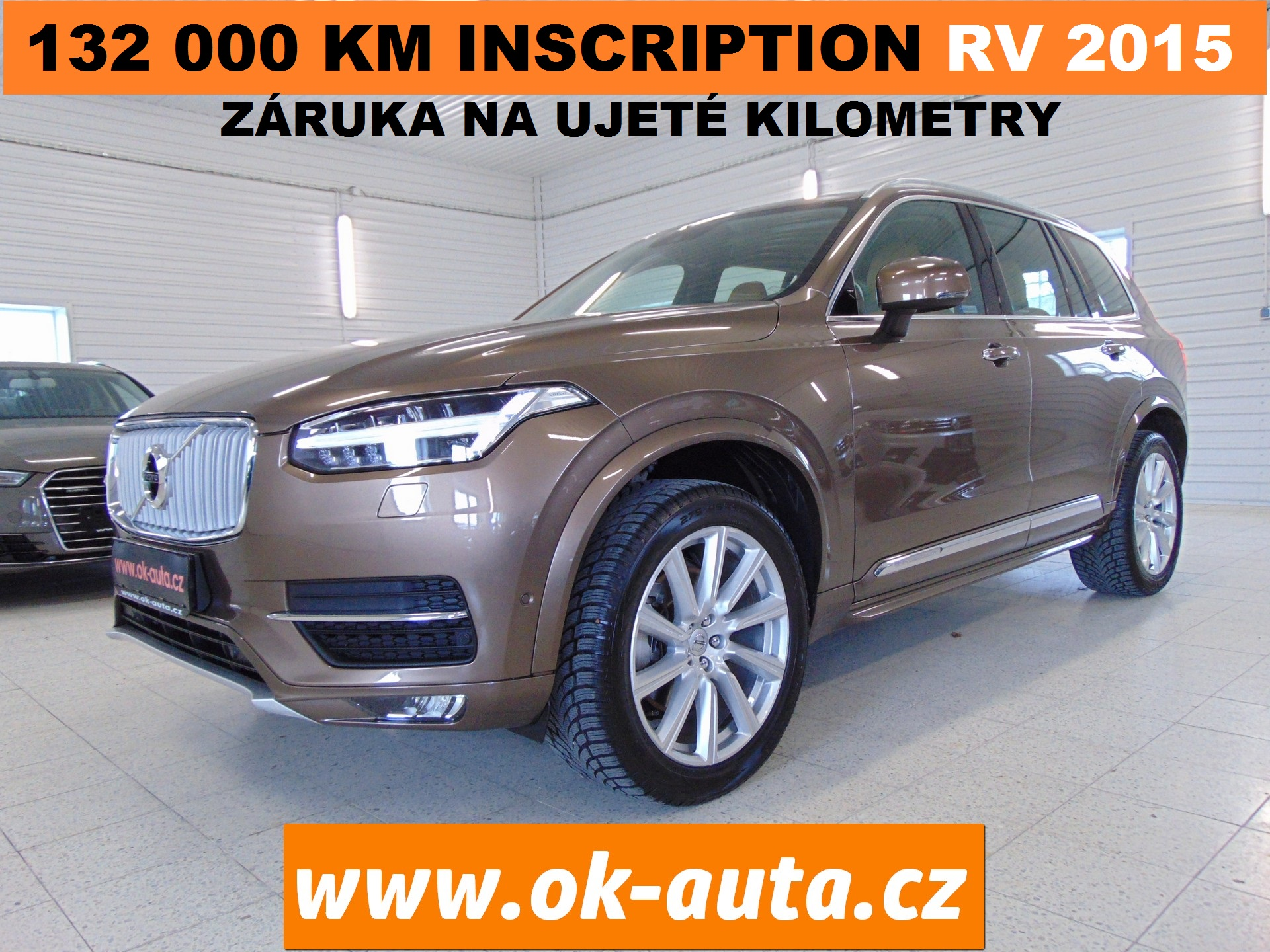 Volvo XC 90 2.0 D Inscription 08/2015